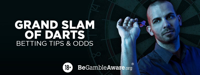 Grand Slam of Darts Betting Tips & Odds