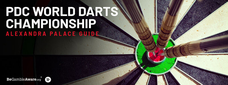 Alexandra Palace Guide: PDC World Darts Championship