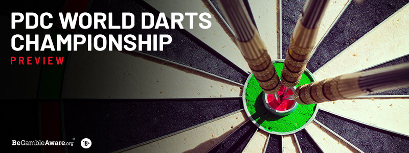 PDC World Darts Championship Preview