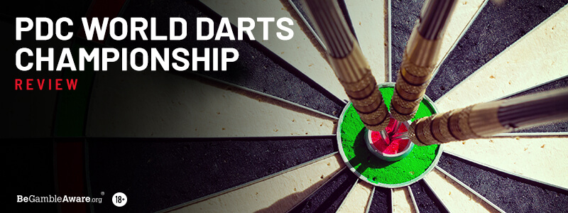 PDC World Darts Championship Review