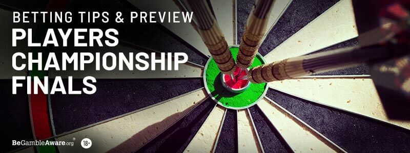 Players Championship Finals Betting Tips & Preview