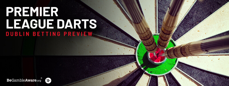 Premier League Darts Betting Tips & Preview: Night 3 - Dublin