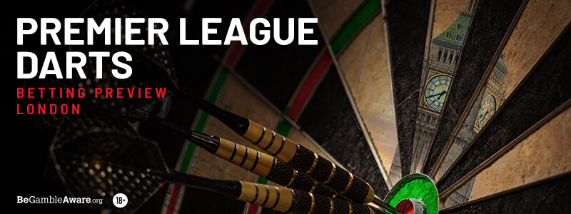 Premier League Darts Betting Tips & Preview: Play-Offs - London