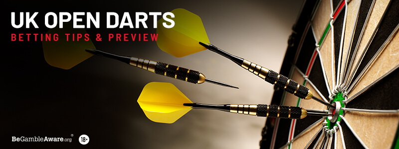 UK Open Darts Betting Tips & Preview