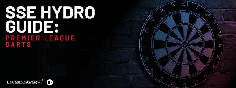 SSE Hydro Glasgow Venue Guide - Premier League Darts