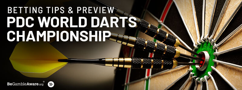 World Darts Championship Betting Tips & Preview