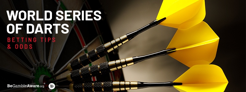 World Series Of Darts Betting Tips & Odds