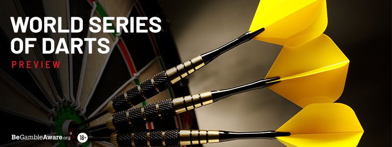 World Series of Darts Betting Tips & Preview