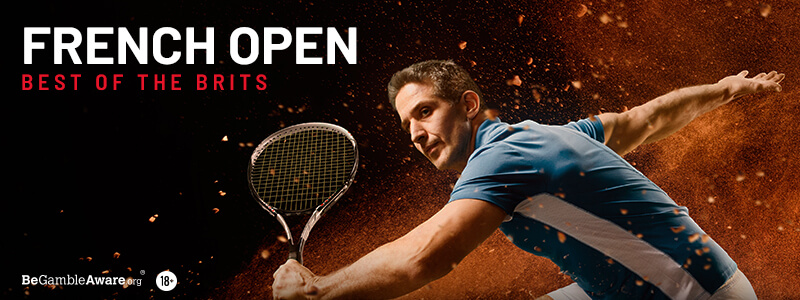 French Open Brits Tennis Betting