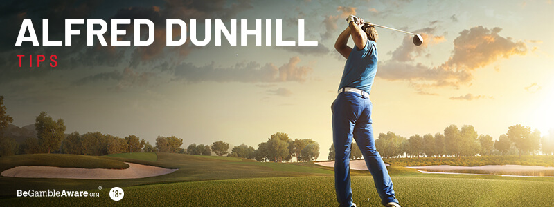 Alfred Dunhill Golf Betting Tips