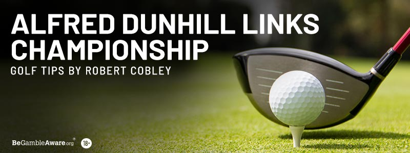 Alfred Dunhill Links Championship betting tips