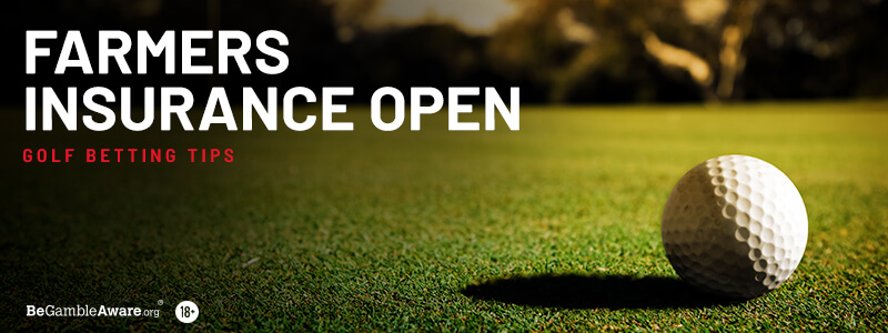 Farmers Insurance Open Golf Betting Tips
