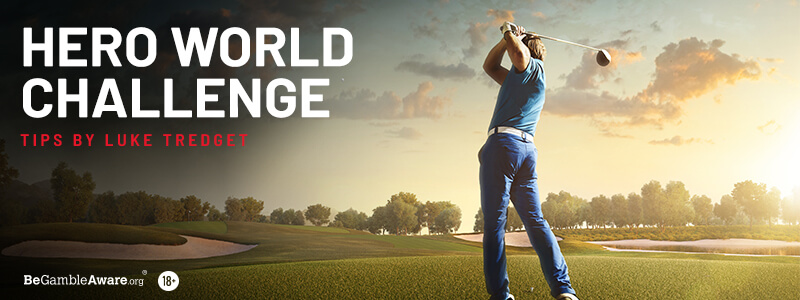 Hero World Challenge betting tips