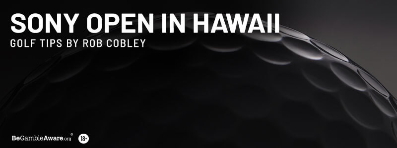 Sony Open In Hawaii Betting Tips