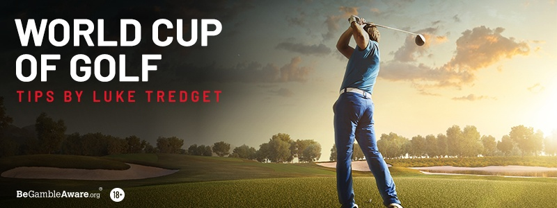 World Cup of Golf Betting Tips