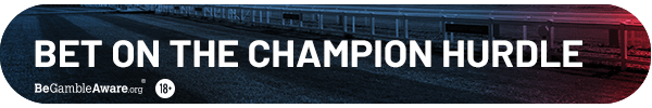 Bet On The Champion Hurdle