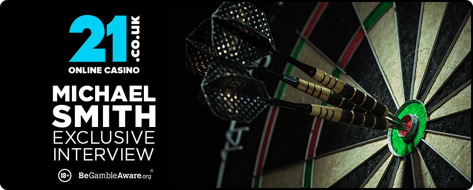 21.co.uk Interviews Shanghai Darts Masters Winner Michael Smith