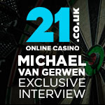 Michael Van Gerwen Interview