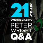 Peter Wright Interview