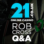 Rob Cross Interview