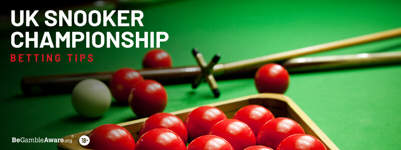 UK Championship Snooker Betting Tips