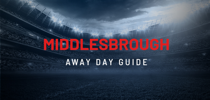 Middlesbrough Away Day Guide