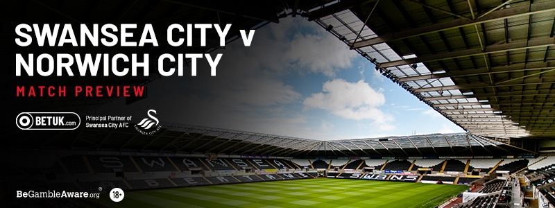 Swansea City v Norwich City Match Preview