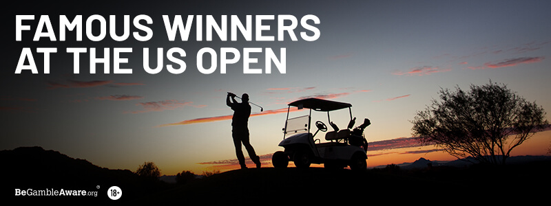 Most Famous US Open Wins