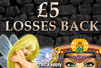 Cashback on Top Slots