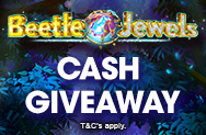 Beetle Jewels Cash Giveaway