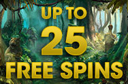 Free Spins on Jungle Spirit