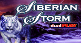 Play Siberian Storm Dual Play online slot at Crown Bingo