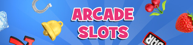 Play Arcade Slots online at Crown Bingo