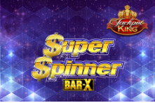 Play Super Spinner Bar-X Online Slot now at Crown Bingo