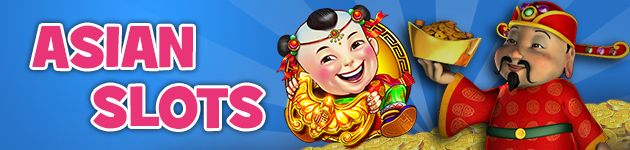 Play Asian slots at Crown Bingo