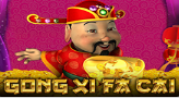 Play Gong Xi Fa Cai online slot at Crown Bingo