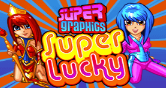 Play Super Graphics Super Lucky online slot at Crown Bingo