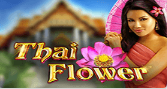 Play Thai flowe online slot at Crown Bingo