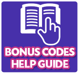 Bonus Codes Help Guide