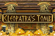 Play at Cleopatra's Tomb Online Slot at Crown Bingo