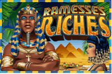 Play Ramesses Riches Online Slot at Crown Bingo