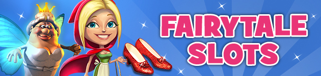 Play Fairytale slots online at Crown Bingo