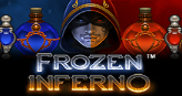 Play Frozen Inferno online slot at Crown Bingo