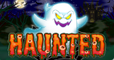 Play Haunted online slot at Crown Bingo
