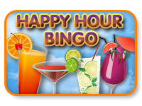 Happy Hour Bingo