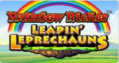 Play Rainbow Riches Leapin' Leprechauns online slot at Crown Bingo