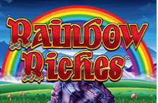 Play Rainbow Riches at Crown Bingo today