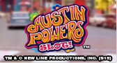Play Austin Powers online slot at Crown Bingo