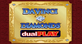 Play Da Vinci Diamonds Dual Play online slot at Crown Bingo