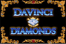 Play Davinci Diamonds online slot at Crown Bingo
